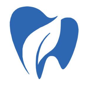 Vanessa Tooth Blue Logo  300x295